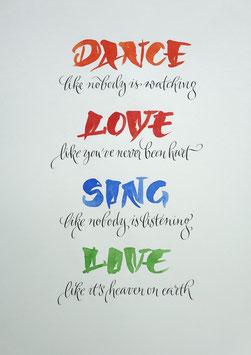 Dance DSL