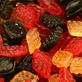 Schwarz-Rot-Gold (Gummi Arabikum)