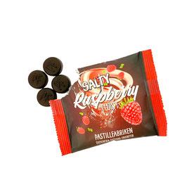 Frucht Himbeer Salzlakritz, (Zuckerfrei)