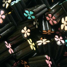 Bunte fruchtige Lakritz-Blumen