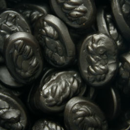 Oldtimers,Scheepsknopen süßes Lakritz, grün