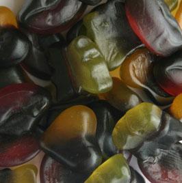 Frucht-Lakritz Lieblinge, (Zuckerfrei)