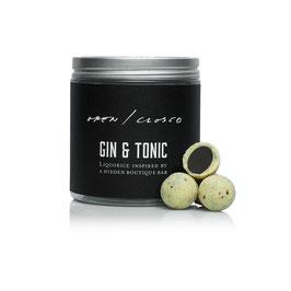Haupt Gin & Tonic Lakritzpralinen