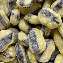 Frösche Banane Salmiak