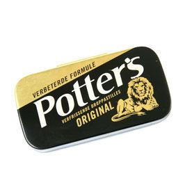 Lakritz-Pastillen Menthol, Potter's