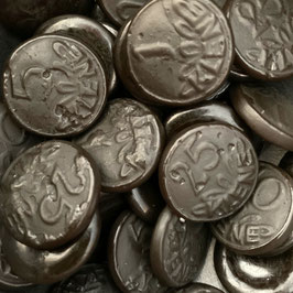 Süße Münzen (Zuckerfrei)