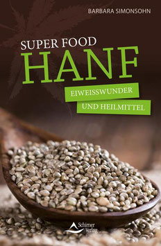 Buch: Superfood Hanf