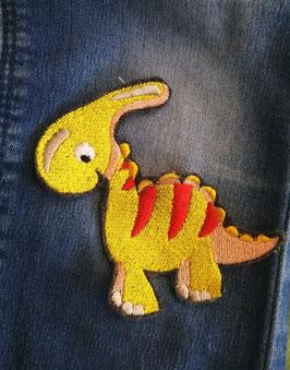 """Stickdatei """"Dino Hilda"""""""