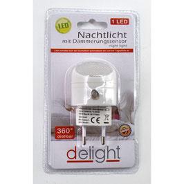 NACHTLICHT | Wandlampe | Slumber | LED | mit oder ohne Dämmerungssensor |