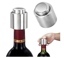 Weinverschluss | Weinversiegler | Weinstopfen | Weinfrischhaltung mit Vakuum