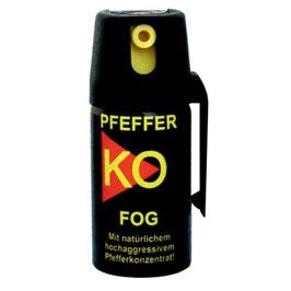 TIERABWEHRSPRAY | Abwehrspray | Pfeffer | Spray | Konzentrat | FOG | CS | 40ml