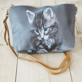 Kitten tas L
