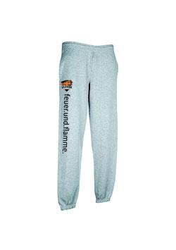 Basic Sweat Pants grau