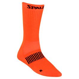 Spalding Coloured Socks neon-orange