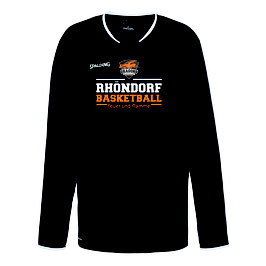 "Spalding Move Shooting Shirt ""Rhöndorf Basketball"" schwarz"