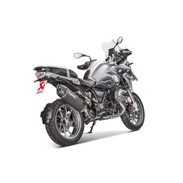 Akrapovic BMW R1200GS Modell 17/18 BLACK **EURO 4 **