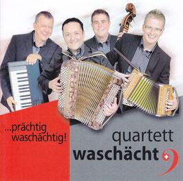 """CD """"prächtig waschächtig"""" Erschienen 2012"""