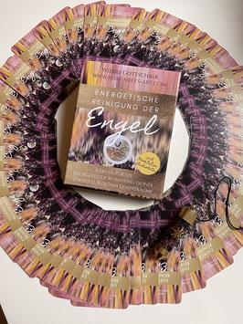 """Mein eigenes Kartenset """"Energetische Reinigung der Engel""""®, auch im Set mit dem Transformationspendel erhältlich"""
