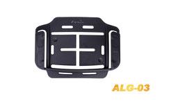 Fenix Helmhalteklammer für HL55 / HL60R