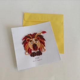 Card Löwe