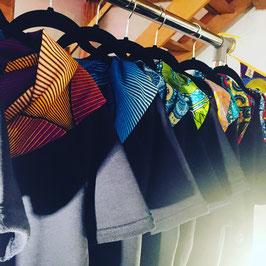 Schalkragenkleid XS
