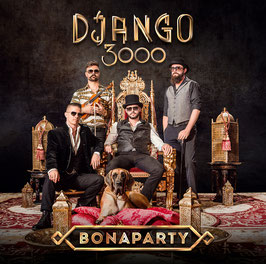 Django 3000 - BONAPARTY