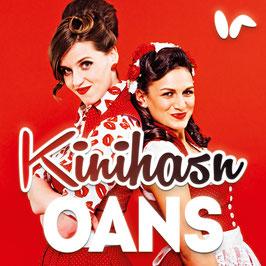 Kinihasn - Oans CD