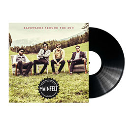 "Mainfelt - Backwards Around The Sun 12"" Vinyl"