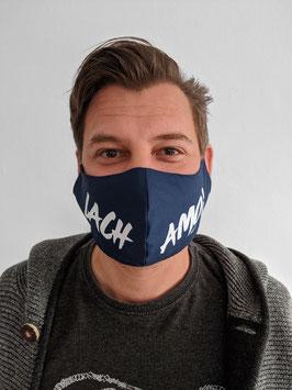 DeSchoWieda Mundschutz-Maske