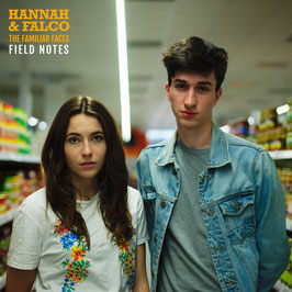 Hannah & Falco - Field Notes (CD)