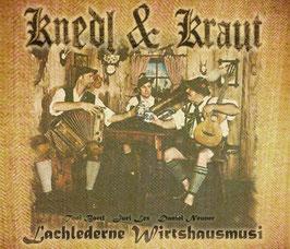 Knedl & Kraut - Lachlederne Wirtshausmusi (CD)