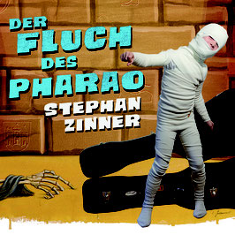 Stephan Zinner - Der Fluch des Pharao CD