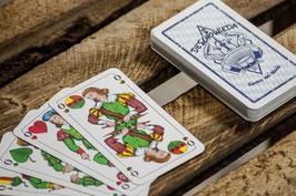 DeSchoWieda Schafkopf Spielkarten