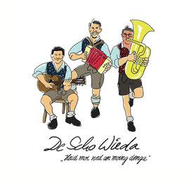 DeSchoWieda - Heid Moi Ned An Moang Denga CD