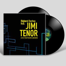 Bigband Dachau feat. Jimi Tenor - Live at Stadttheater Landsberg Doppelvinyl