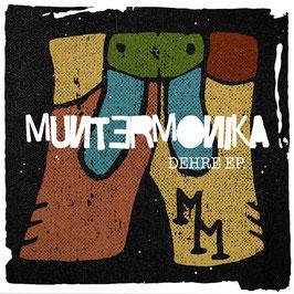 Muntermonika - Dhere EP