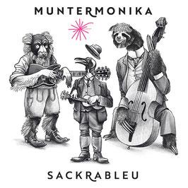 Muntermonika - Sackrableu