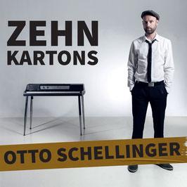 Otto Schellinger - Zehn Kartons CD