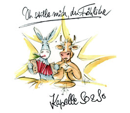 Kapelle so&so - Oh stille mich, du Fröhliche (CD)