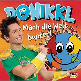 Donikkl - Mach die Welt bunter! CD