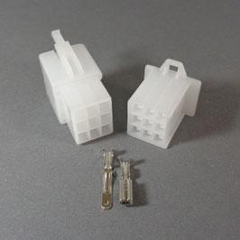9 poliges Gehäuse 2,8mm