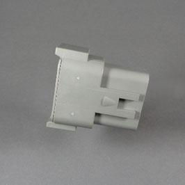 ATM04-12P (Pin) Kit /inkl. Befestigungskeil und Kontakte (gestanzte oder gefräßte Kontakte wählbar)