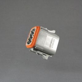 AT06-8S (Sockel) / gestanzte oder gefräßte Kontakte wählbar