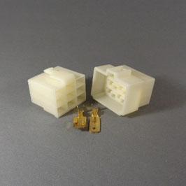9 poliges Gehäuse 6,3mm