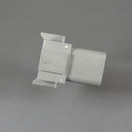 AT04-8P (Pin) / gestanzte oder gefräßte Kontakte wählbar