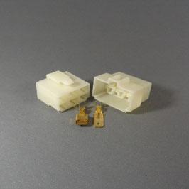 6 poliges Gehäuse 6,3mm