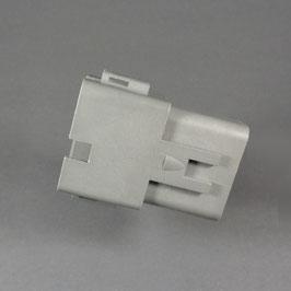 AT04-12P (Pin) / gestanzte oder gefräßte Kontakte wählbar
