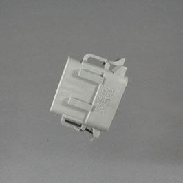 ATM06-12S (Sockel) Kit /inkl. Befestigungskeil und Kontakte (gestanzte oder gefräßte Kontakte wählbar)
