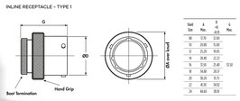 AS124-61P (Pin) / gebraucht