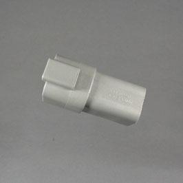 AT04-6P (Pin) / gestanzte oder gefräßte Kontakte wählbar